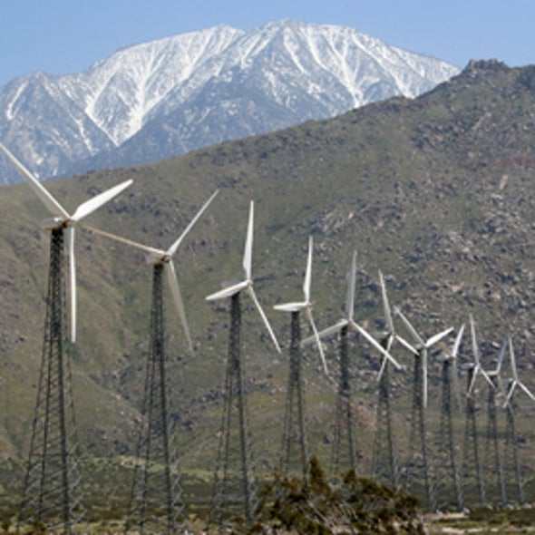 How Wind Turbines Affect Your (Very) Local Weather