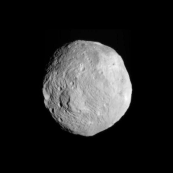 Dawn to Rise over Asteroid Vesta, 1 A.M. ET on July 16