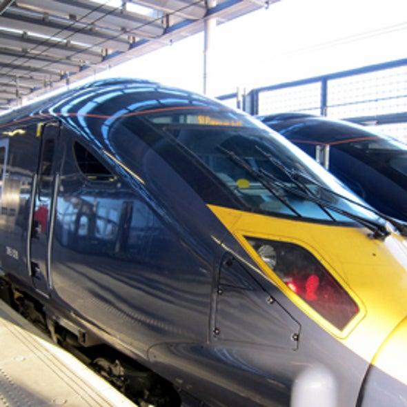 Despite the Stimulus, High-Speed Rail Still Rides the Slow Track in the U.S.