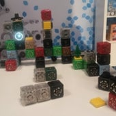 Cubelets by Modular Robotics ($159.95 to $499.95, depending on kit size; available now)