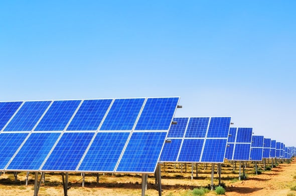 Finding Further Places for Solar Panels