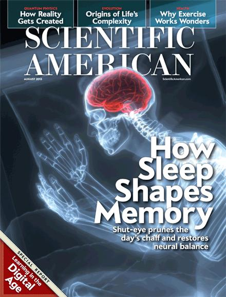 Scientific American Volume 309, Issue 2