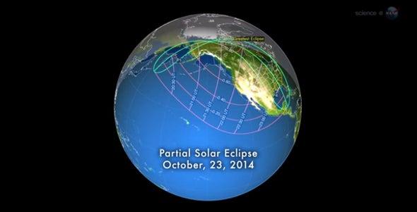 Partial Solar Eclipse to Darken U.S. Skies This Week