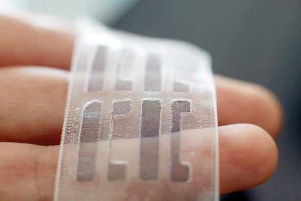 The Inside Story on Wearable Electronics