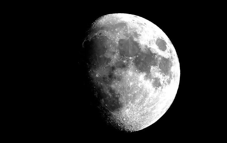 How Does Geometry Explain the Phases of the Moon Scientific