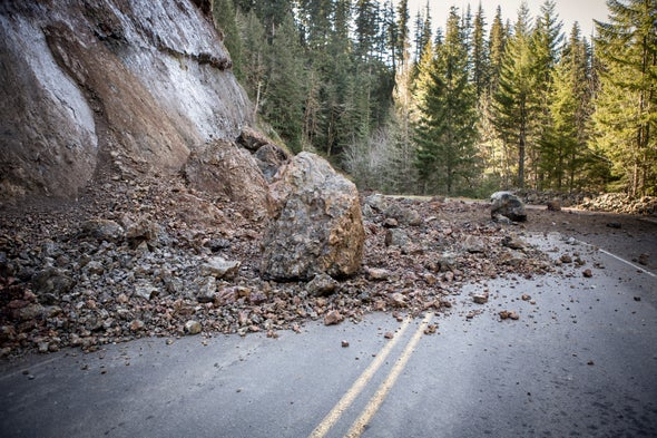 Creeping Earth Could Hold Secret to Deadly Landslides