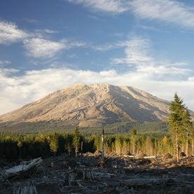 mt. st. helens, US National Parks,