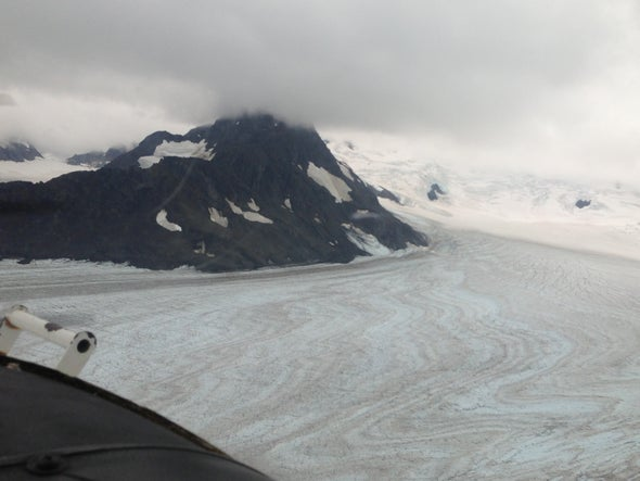 Warming Arctic on Thin Ice