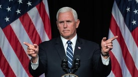 NASA Astronauts Could Fly to Moon-Orbiting Station by 2024, Pence Says