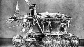 The Lunokhod Rovers - It Happened in Space