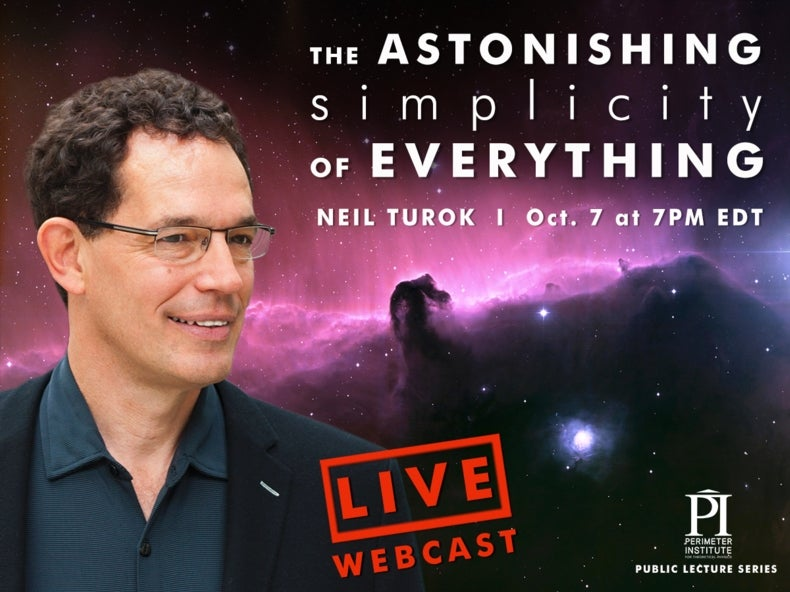To Explain the Universe, Physics Needs a Revolution: Live Webcast Wednesday [Video]