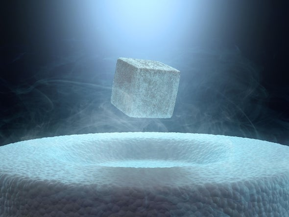 Superconductivity Record Bolstered by Magnetic Data