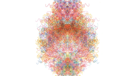 Gallery: Beautiful Works of Art Are Generated by Austere Mathematical Rules