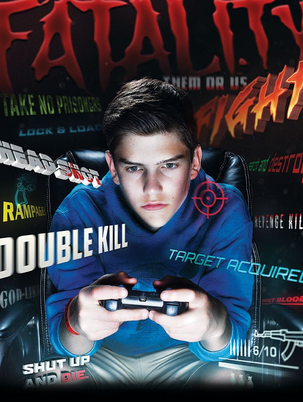 violent video games children The myth that video games cause violent behavior is undermined by scientific research and common sense according to fbi statistics, youth violence has declined in recent years as computer and.