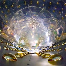 So Much for So Little: Giant Experiments Seek Out Tiny Neutrinos [Slide Show]