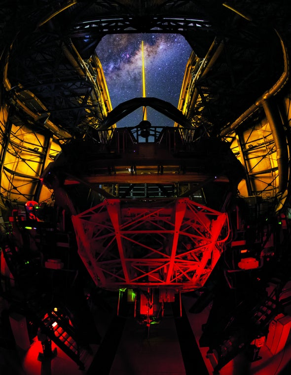 Adaptive Optics Branches Out