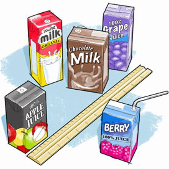 Juice Box Geometry