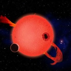 """Closest """"Alien Earth"""" May Be 13 Light-Years Away"""