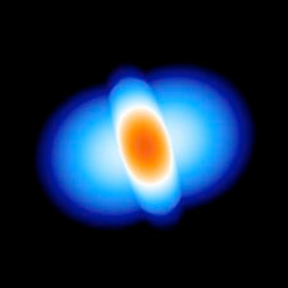 Colliding White Dwarfs May Mimic Supernovae Used to Gauge Astronomical Distances