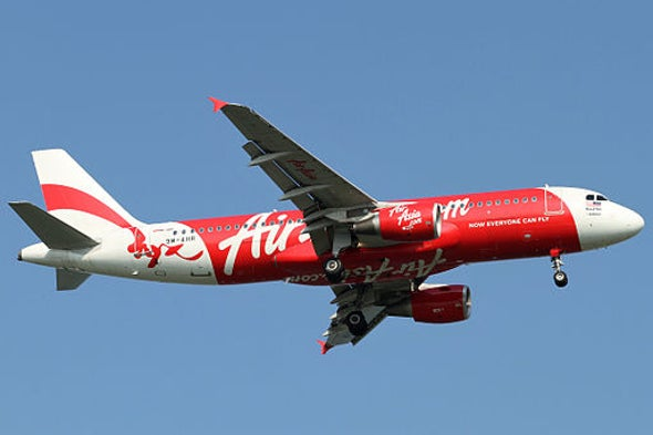 "Data Point to ""Unbelievably"" Steep Climb before AirAsia Crash"