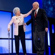 John Glenn, First American in Orbit, Falls Ill in Ohio