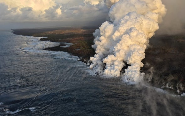 Photo Gallery: How Kilauea—and Other Volcanoes—Produce Amazing and Frightful Weather