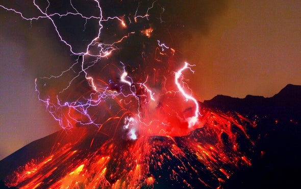 A Spotter's Guide to Volcanic Weather
