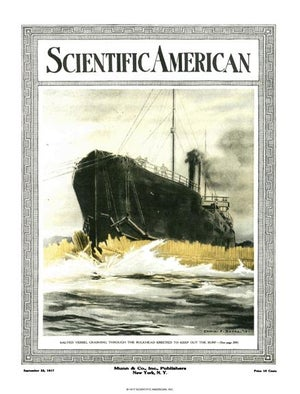 September 22, 1917