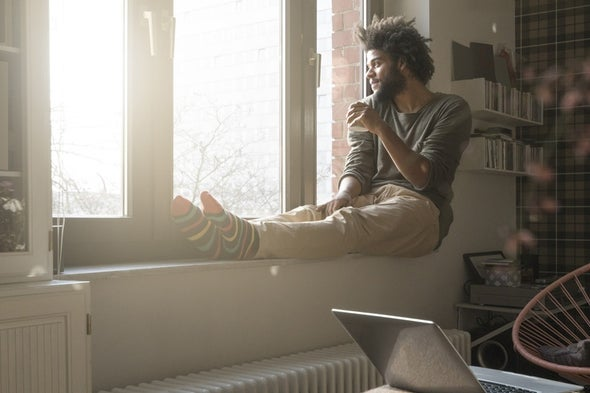 Feeling Cooped Up? Here's How to Stay Healthy, Sharp and Sane