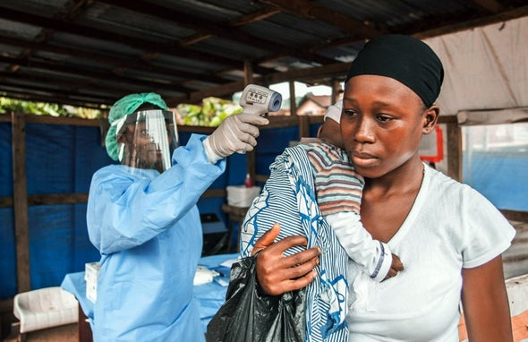Health Workers Rush to Contain Fresh Ebola Outbreak in Guinea