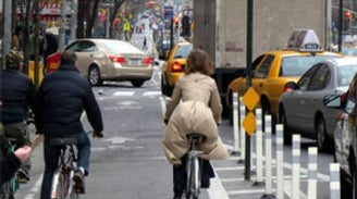 NYC Cyclist Air Quality Study