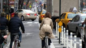 NYC Cyclist Air Quality Study