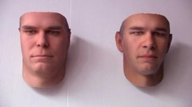 Artist stirs privacy debate with portraits from DNA