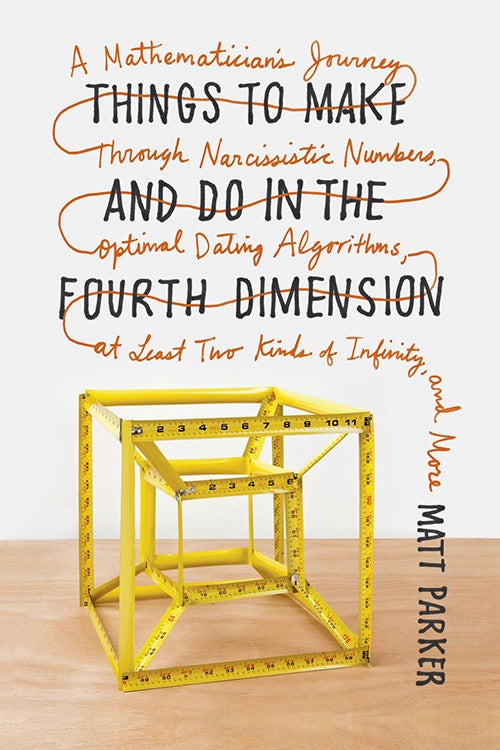 How to Get to the Fourth Dimension