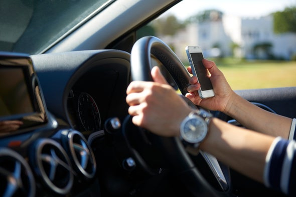 Does Silicon Valley Want You to Text and Drive?