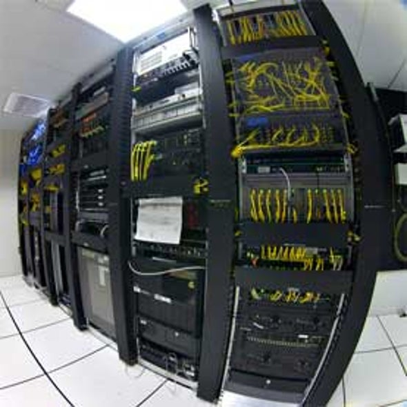 Cool It: Is the Internet Too Hot for Data Centers to Handle?