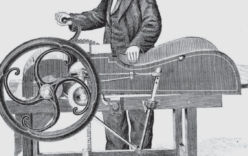 Inventing Odd Gizmos and Useful Devices for the Farmer, 1866