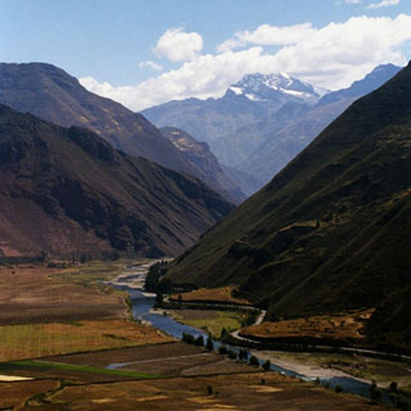 Water Wars Come to the Andes