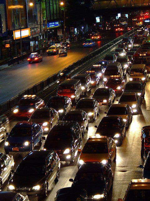 Cars Will Cook the Planet Absent Shift to Public Transportation