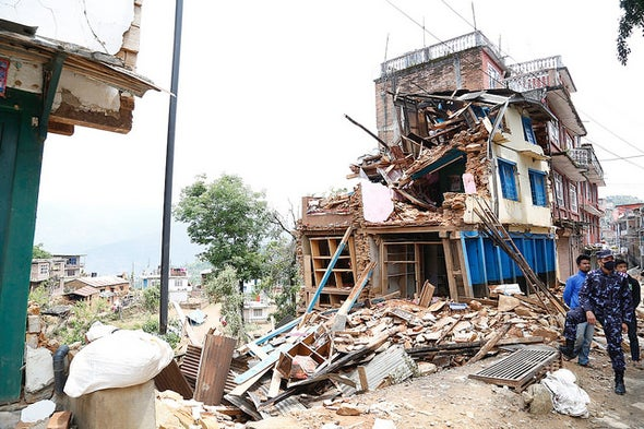 How Scientists Are Aiding Quake Recovery in Nepal