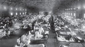 The 1918 Flu Faded in Our Collective Memory: We Might 'Forget' the Coronavirus, Too