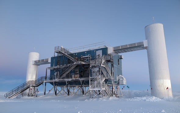 IceCube Closes in on Mysterious Nature of Neutrinos