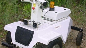 No Directions Required--Software Smartens Mobile Robots