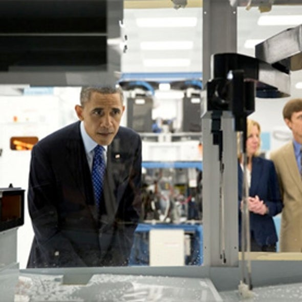Obama Administration Announces 3 Advanced-Manufacturing Innovation Institutes