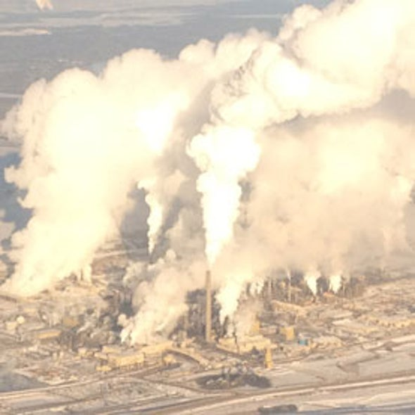 Oil Sands Raise Levels of Cancer-Causing Compounds in Regional Waters