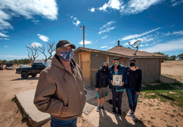 Excess Deaths Reveal the Pandemic's Hidden Toll in Some U.S. Counties