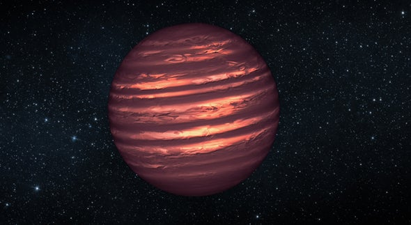 First Water Clouds Reported outside the Solar System