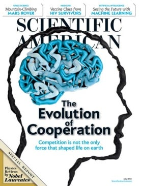 Scientific American Volume 307, Issue 1