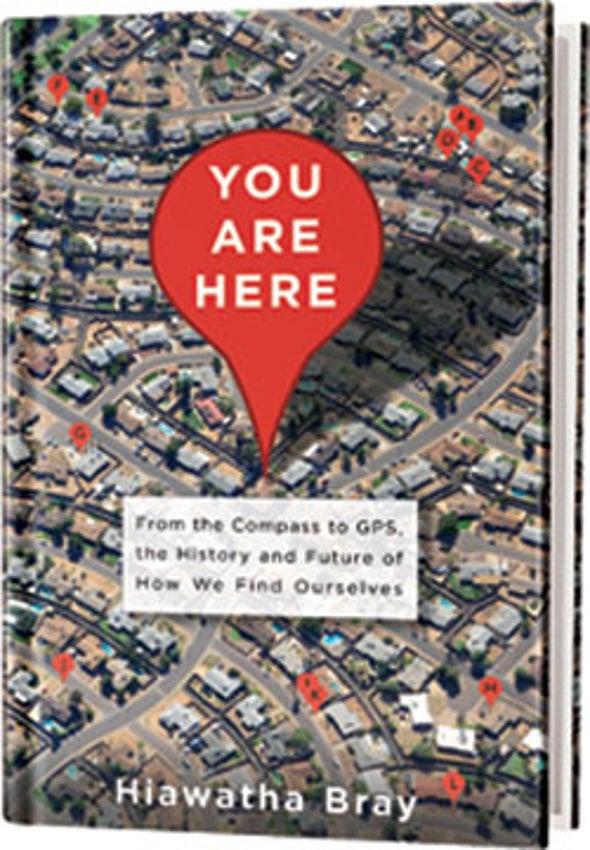 Book Review: <em>You Are Here</em>