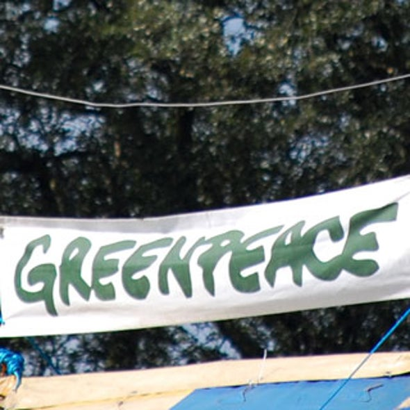 New Greenpeace Chief Prepares to Take on Coal